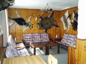Lovecká chata voboře Hájek